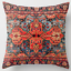 thumbnail 11 - Throw-PILLOW-COVER-Tapestry-Kilim-Rug-Print-Decorative-Soft-Cushion-Case-18x18-034