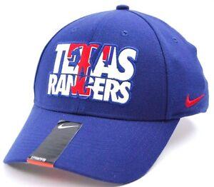 on sale c00bf 39cbb Image is loading Texas-Rangers-Nike-Verbiage-Legacy-91-MLB-Baseball-