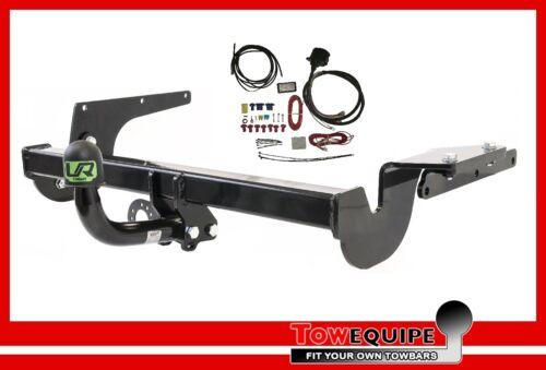 Bola Remolque Fija Cisne Kit C2 13p para Hyundai TUCSON SUV 2-4WD 04-09 4502F/_A1