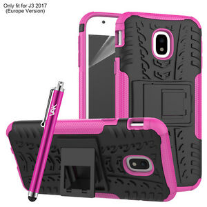 Samsung Galaxy J3 2017 Case Heavy Duty Tough Armour Rugged Shockproof Case for