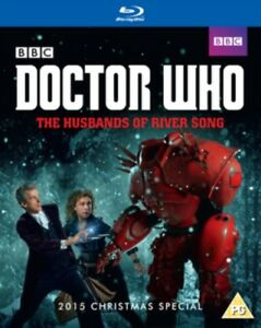 Doctor Who - The Husbands Of River Song Blu-Ray Nuovo (BBCBD0332)
