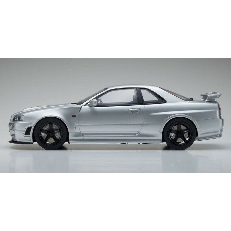 KYOSHO KYOSHO KYOSHO KSR12005SB NISSAN SKYLINE GT-R R34 Z TUNE resin model car Limited Ed 1 12 906109