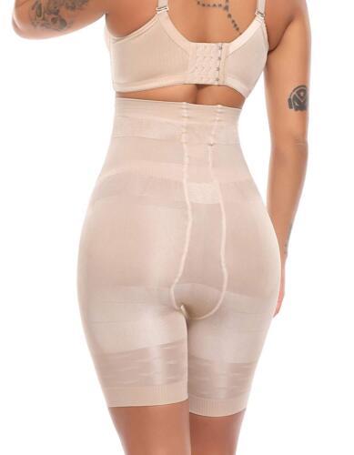 Shapewear Firm Control High Waist Long Leg Tummy Bum Thigh Slimming Briefs