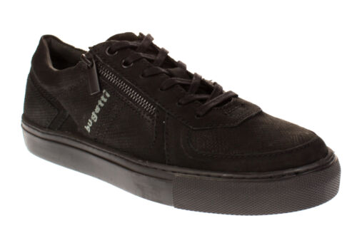 1000 40501 schwarz Austral Herren 322 Sneaker Schuhe Bugatti 3500 6S0wpPq