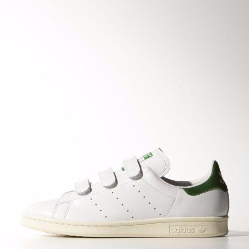 Uk 13 Stan Da Taglia Adidas Ginnastica Scarpe Uomo Bianco New Smith Verde vwWdSz
