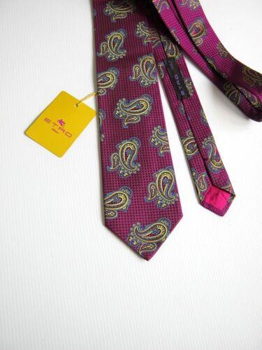 31912d523d5e In Originale Pura Made Pure Silk Nuova Paisley Milano New Etro Italy Seta  xw8Rqv1qZ