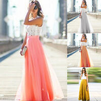 Summer Women's Casual Stretch High Waist Dress Pleated Chiffon Long Maxi Skirts