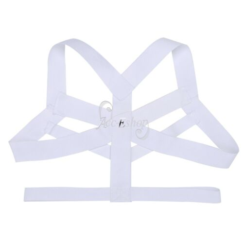 Men/'s Sissy Lingerie Nylon Stretchy Body Chest Harness Costume Club Wear Stage