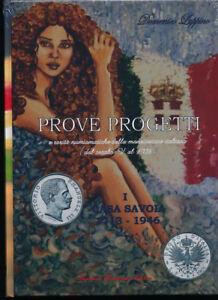 Hn Luppino D. Prove Progetti E Rarita' Numismatiche Della Monetazione Italiana 42evfqqs-08002626-893524944