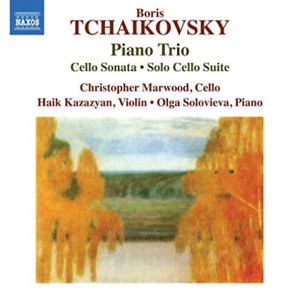 TCHAIKOVSKY-MARWOOD-PIANO-TRIO-UK-IMPORT-CD-NEW