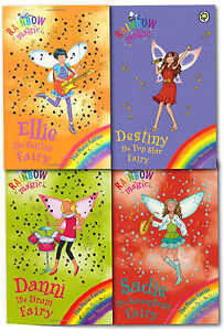 Rainbow magic early readers collection 10 books