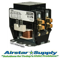 Goodman Replacement Contactor - 2 Pole • 40 Amp • 24v Coil - Compressor / Motor