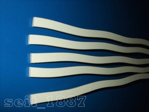 Wohlenberg 76 Schneidleisten 768 mm Schnittleisten Kunststoffleisten grau NEU