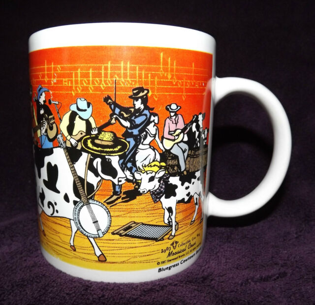 2003 Moosical Cows Mug Bluegrass Cowtown Band & Pastoral Philharmoonic Orchestra