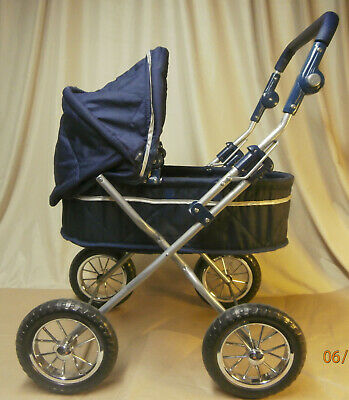 English Style Pottery Barn Kids Pram Baby Doll Carriage