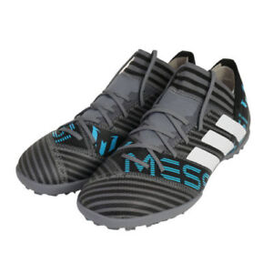 09843fd6f ADIDAS Nemeziz Messi Tango 17.3 T Turf Men's Soccer Shoes Grey ...