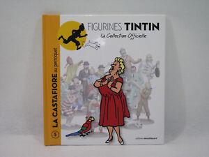 PréCis Livre Figurines Tintin N°5 La Castafiore Au Perroquet Editions Moulinsart 2011