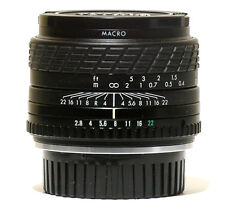 Sigma 24mm f/2.8 Super Wide II 1:4 Macro Lens Contax/Yashica Mount RTS/139/167