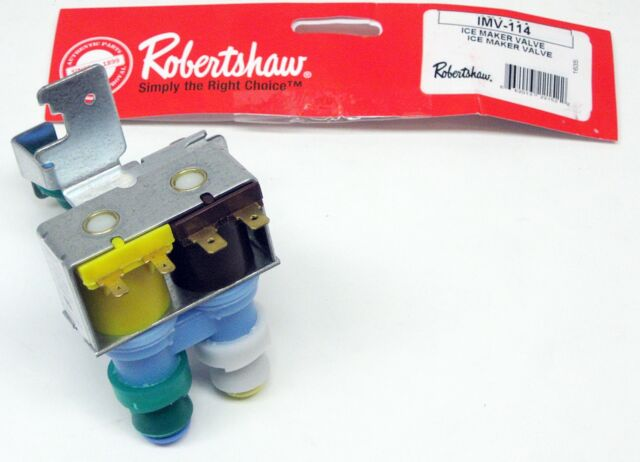 Brand New Whirlpool Refrigerator Water Valve P# 12638803
