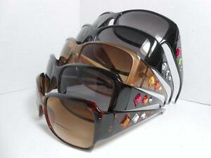 bifocal sun readers tinted reading glasses sunglasses big