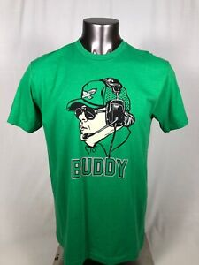 be53baa5 Details about BUDDY RYAN PHILADELPHIA EAGLES RETRO T-SHIRT ADULT SMALL