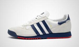Adidas-Originals-SL-80-Chaussures-Blanc-Bleu-Rouge-Baskets