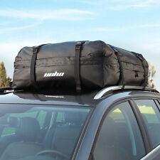 Universal Waterproof Car Roof Top Carrier Cargo Storage Bag Rack Touring Luggage