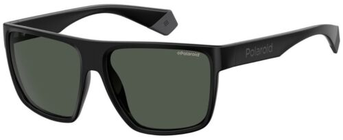 Polaroid PLD6076//S Men/'s Rectangular Square sunglasses with Polarized