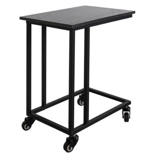Table d/'appoint Table basse table de nuit sofatisch balcon table avec roulettes Kingpower