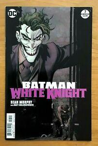 Batman-White-Knight-7-2018-Sean-Murphy-Main-Cover-1st-Prints-DC-Comics-NM