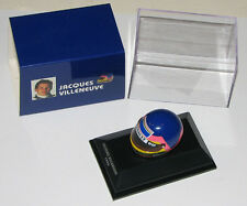 MINICHAMPS BELL HELMET RACING Jacques Villeneuve 1/8 Scale 1996 NIB