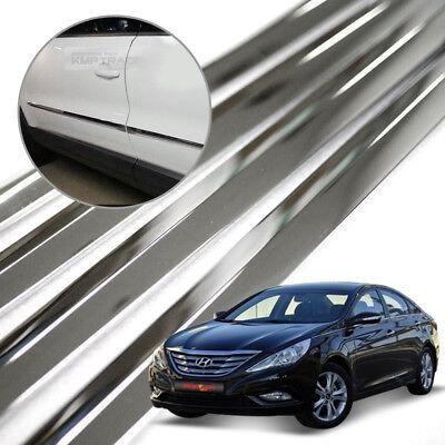 Door Catch Handle Under Chrome Molding Cover C310 For Hyundai Sonata 2011-2014