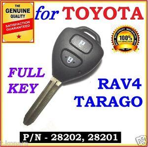 Toyota-Remote-Key-RAV4-TARAGO-two-button-28202-28201