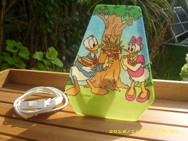 Donald und Daisy Wandlampe - Figur Figur Figur Leuchte - Kinderlampe - Schlummerlicht   Shop  94fe31