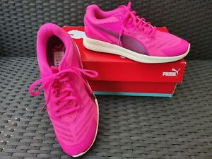 Details about Running shoe-puma ignite v2 new purple pink woman size 38- show original title