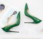 Fashion-Women-039-s-Stilettos-Pumps-Pointy-Toe-Patent-Leather-High-Heels-Shoes-Size thumbnail 6