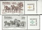 Poland 1621-1622 with zierfeld (complete issue) unmounted mint / never hinged 19
