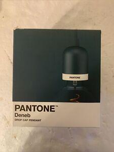 PANTONE DENEB Pendant Lamp Color Green