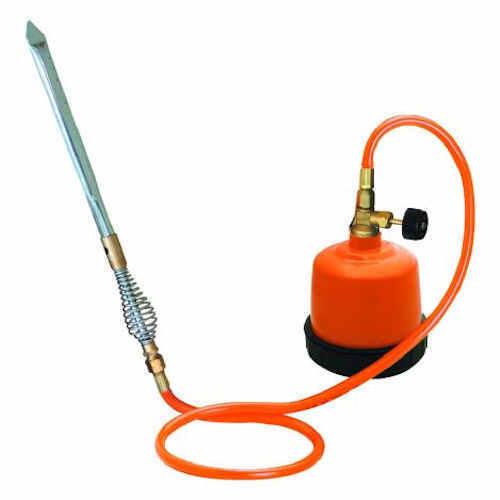 GAZ poker feu et Barbecue Briquet cartouche de gaz type aucune bouteille de gaz nécessaire