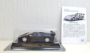 1-64-Kyosho-LAMBORGHINI-DIABLO-TEAM-JLOC-BLACK-diecast-car-model
