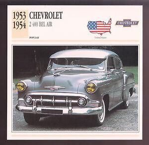 1953 1954 chevrolet 2400 bel air 4 door sedan car photo for 1953 chevrolet belair 4 door sedan
