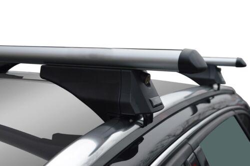 Alu Dachträger Relingträger Tiger L für Kia Ceed EU Sportswagon ab 12