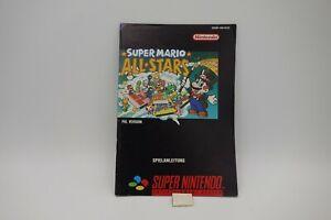 SUPER-MARIO-ALL-STARS-manuale-di-istruzioni-per-SNES-SUPER-NINTENDO
