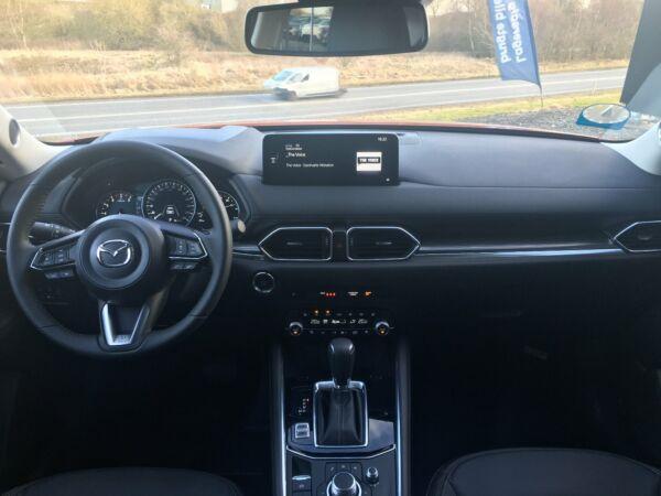Mazda CX-5 2,0 SkyActiv-G 165 Cosmo aut. billede 9