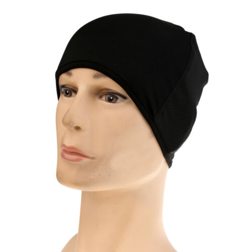 Thermal Cycling Beanie Cycle Bike Helmet Liner Skull Cap Outdoor Head Warmer