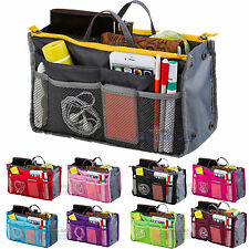 Makeup Cosmetic Bag Travel Case Toiletry Beauty Organizer Zipper Holder Handbag