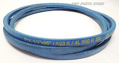 1//2 X 95 Pix Belt Made With Kevlar 532130801 532144959 532138255 532160855