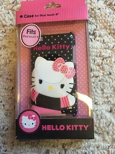 HELLO-KITTY-CASE-FOR-iPOD-TOUCH-4-New
