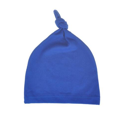 1x nouveau-né Beanie bonnet de coton noué chapeau mou bébé chapeau Toddle IHS
