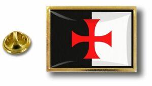 pins-pin-badge-pin-039-s-metal-drapeau-templier-croix-jerusalem-knight-templar